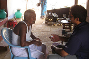 Medical care for the leprosy affected deserving community
