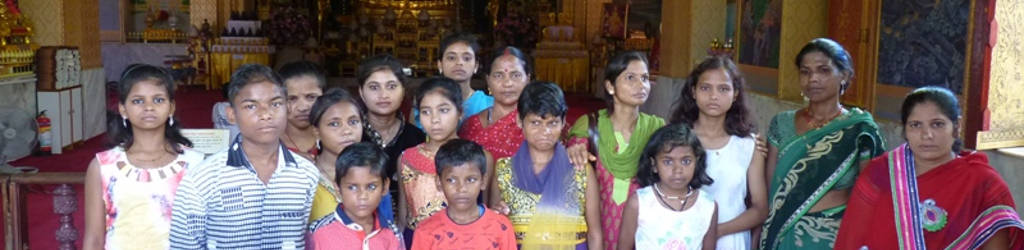 Shape the future of 70 orphane children in India