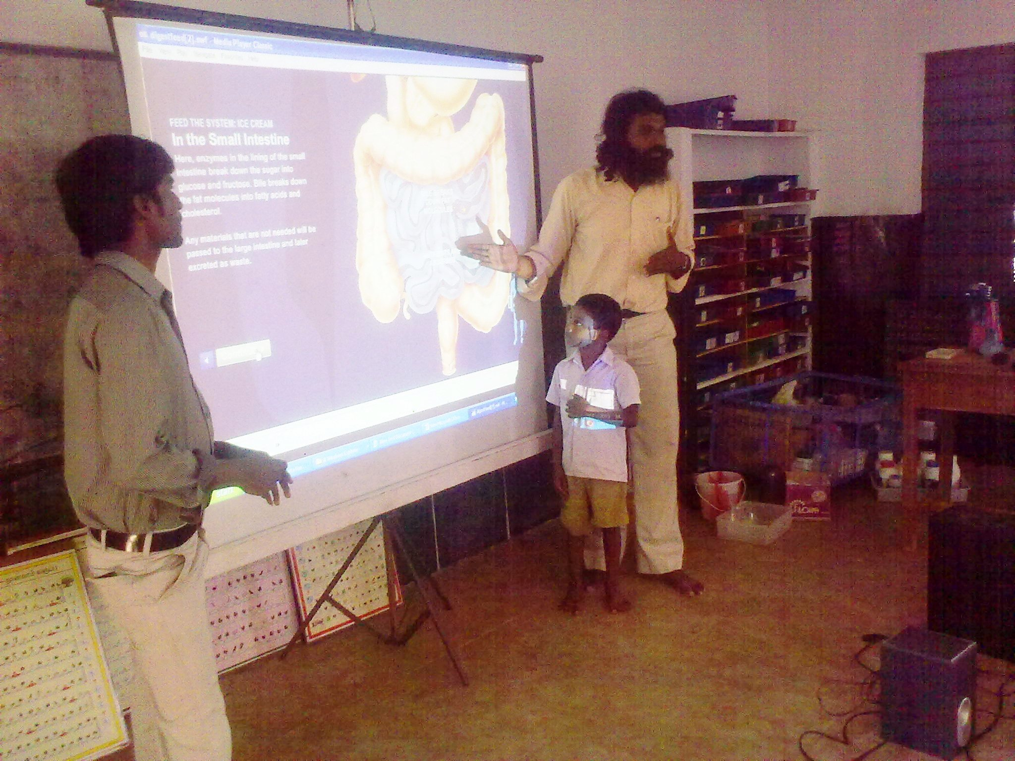 Empowering Society through Practical Science Demonstration (Rural and Urban Children)