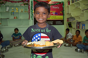 Care and Education for 30 orphan and poor children in urban slums