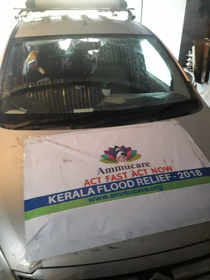 Kerala Flood Relief fund