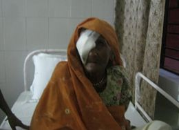 Help us in giving vision to cataract affected people
