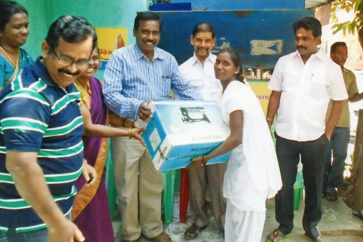 HUT NFT Former Trainees – Tailoring Machines with Motor Distribution