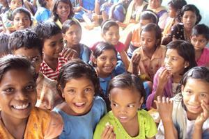 Help slum girls access efficient health care