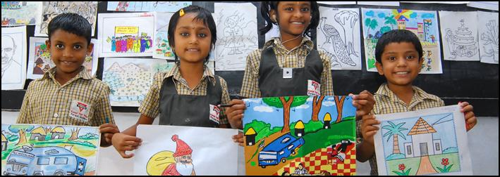 Sponsor – A – Differently Abled Child
