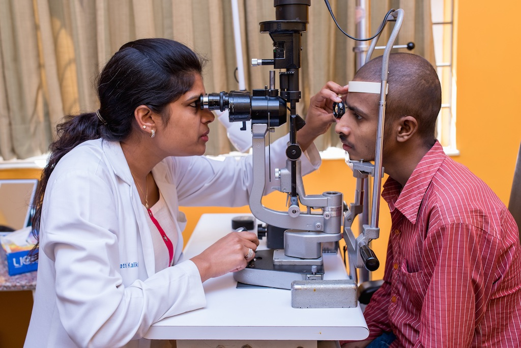Support cure for Eye Cancer Patients