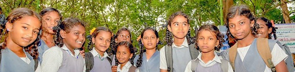 Help poor girls receive an education & overcome poverty