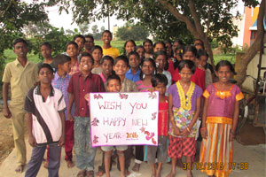 Help us in shaping the lives of orphan children