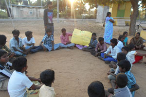 Help us in protecting the rights of children in rural areas