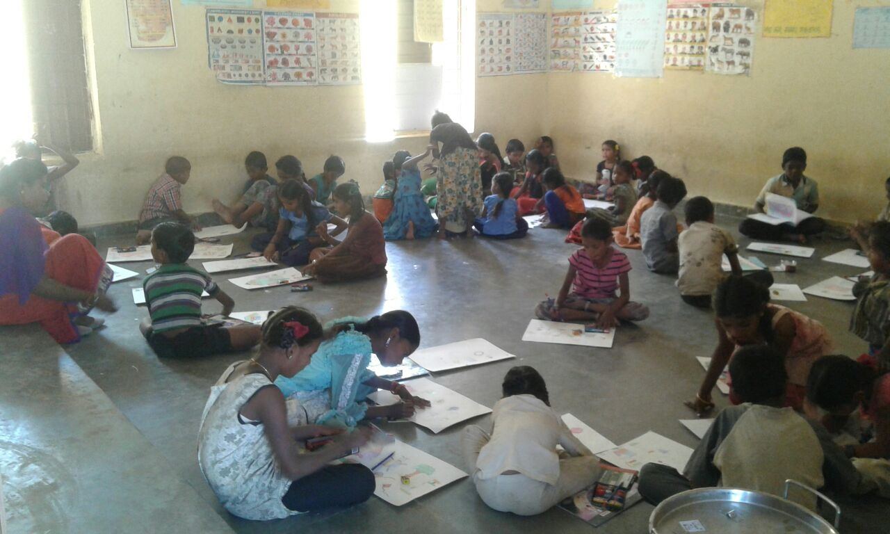 Bridge Education for Out Of School Children (OOSC)
