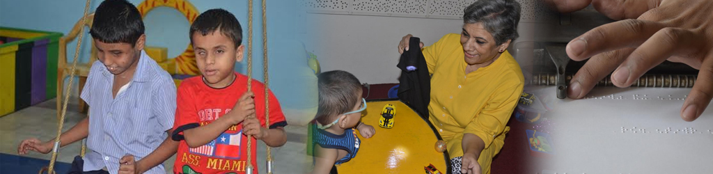 Sponsorship of children with Deafblindness/MDVI