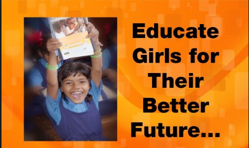 Educational Funding for Abused and Rescued Girls