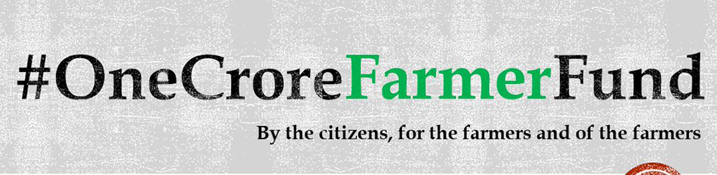One Crore farmer fund