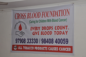 THE BLOODLIFE PROJECT- save the life of a child with Thalassemia