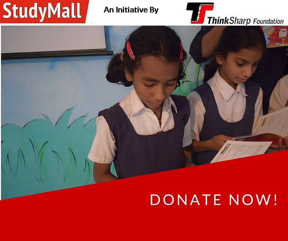 Support the creation of StudyMall for poor kids