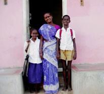 Bestow a year of education upon a poor child
