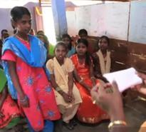 Promote the use of sanitary napkins among rural women