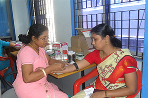 Penn Nalam Well Women Checkup Programme