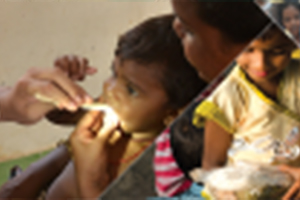 Enabling quality care for over 4000 children affected with cancer in rural India