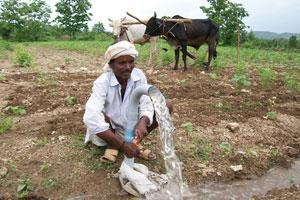 Sponsor a farmer to learn low-cost farming methods