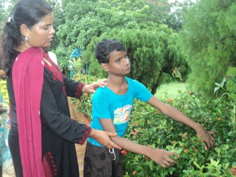 Support Education of DeafBlind Children