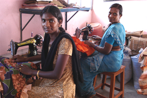 Support us in our Mahila Anand Project