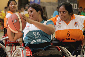 Enhancing Persons with Disabilities participation in wheelchair basketball