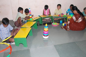 Support the rehabilitation of children with special needs