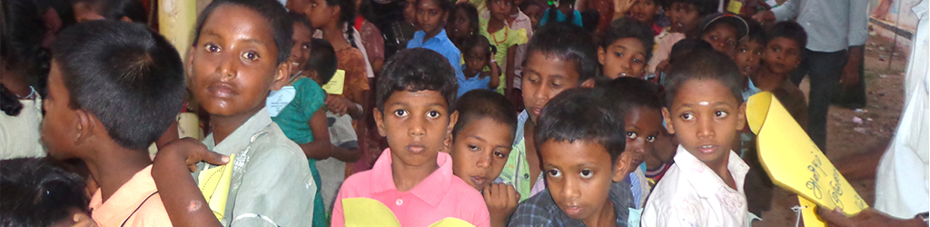 Addressing children issues on sexual abuse and sensitizing the community to ensure child friendly atmosphere in Dindigul District, Tamil Nadu, India