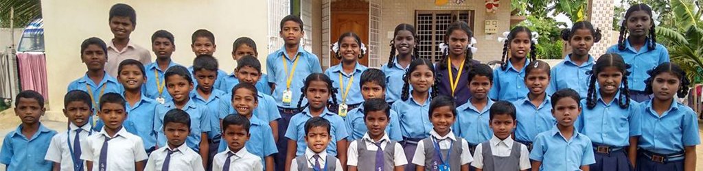 Education for Children in Need in Tamil Nadu