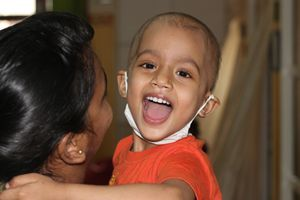Provide holistic support to needy children suffering from Cancer