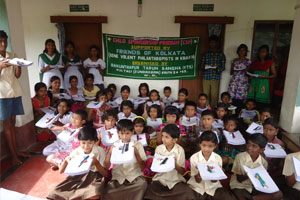 Help us Provide school education to girls in coastal villages of Sunderban