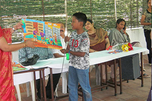 Equipments for special school at new premise