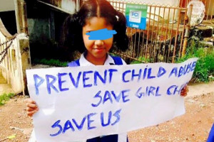 """""""Inchara Home For Children""""-a ray of hope for survivors (girls) of sexual abuse"""