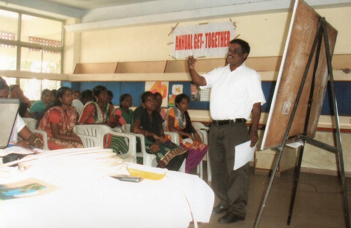 HUT NFT Present Trainees Annual Get together at Chennai