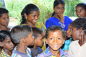 Ensuring Quality eduation for deprived tribal community
