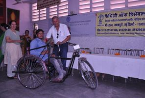 Cater the needs of the disabled through Apna Rozgaar Scheme