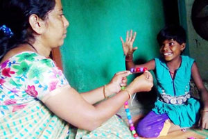 Help in providing education and health services to children with disability