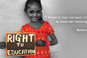 Educate Girl In Rural India