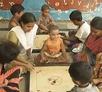 Help child labourers get back into education