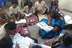 Help improve the quality of education for rural kids