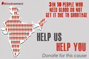 Help organise blood donation camps