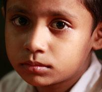 Support a child's admission into formal school