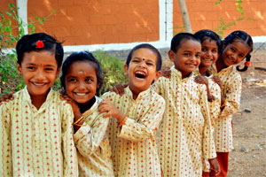 Help the poor children in becoming educated