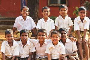 Make a difference to the lives of orphan children